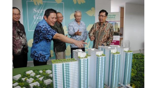 Apartemen Rp 200 Jutaan Hadir di Serpong