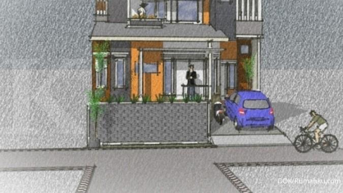 Hindari sial & maksimalkan posisi rumah tusuk sate