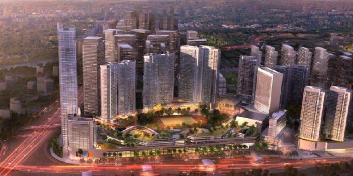 Arsitek Jepang Resmi Merancang Proyek Lippo di Cikarang