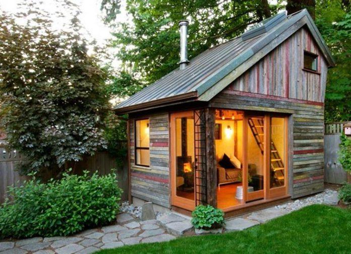 11 Desain Rumah Unik Di Dunia
