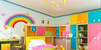 9 Tips Feng Shui Untuk Kamar Tidur Anak