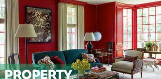 Warna Merah Pada Dinding Rumah Menurut Fengshui