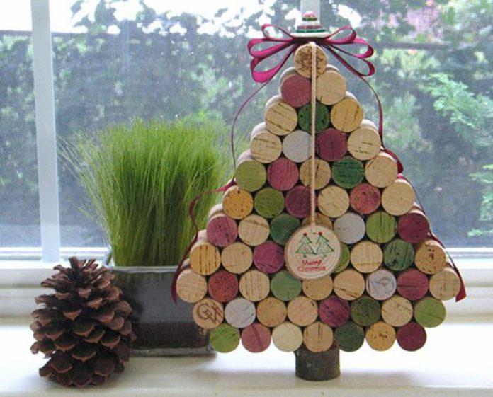 Desain Unik Pohon Natal yang Bisa dibuat Dirumah Sendiri