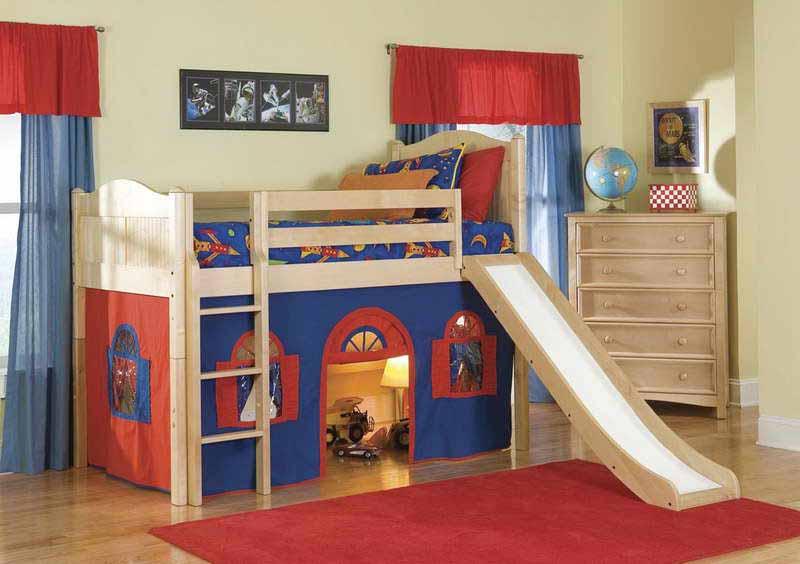 Yuk Desain Kamar Tidur Untuk Si Kecil