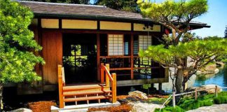 Desain Rumah Jepang Tradisional