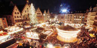 Suasana Christmas di Negara Lain