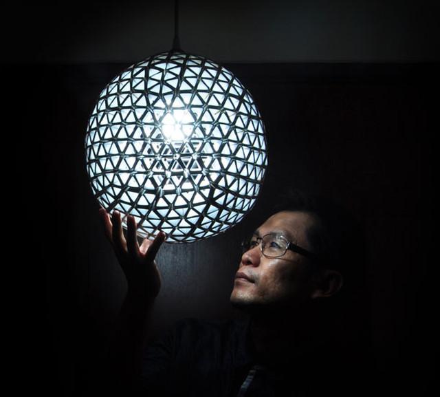 8 Ide Kreatif Membuat Lampu dari Barang Bekas