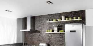 Desain Dapur Minimalis Kecil Tanpa Kichen Set