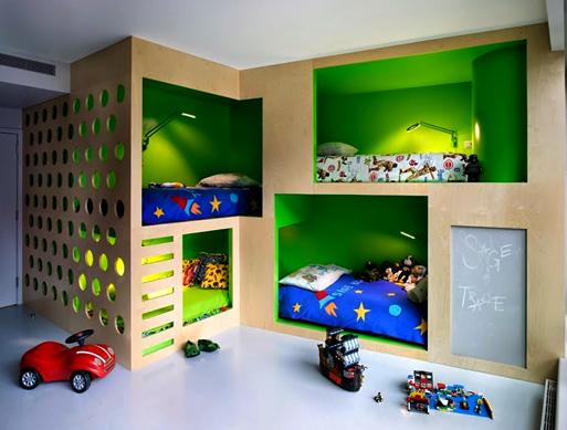 Desain Ruang Tempat Bermain Anak Dalam Rumah Yang Kreatif Blog