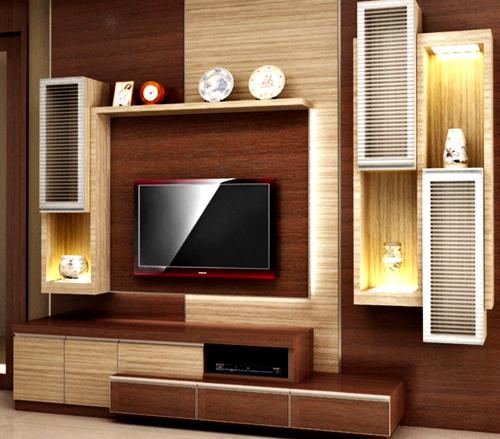 Desain Rak Tv Untuk Ruang Tamu Dan Keluarga Blog Rumahdewi
