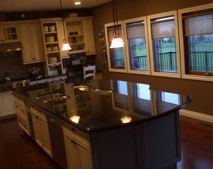 Batu Granit Untuk Desain Interior Rumah Blog rumahdewi com