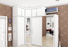 Model Lemari Pakaian untuk Ruangan Minimalis