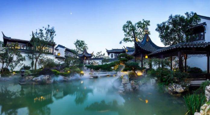 Rumah Paling Mahal di China