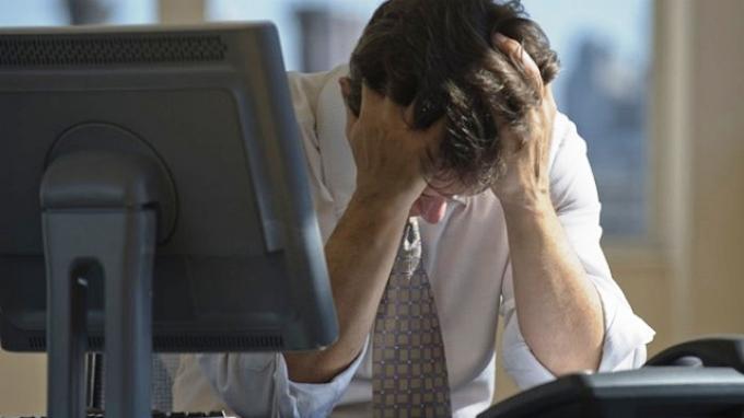 10 Tanda Kalau Anda Tengah Alami Stres Berat