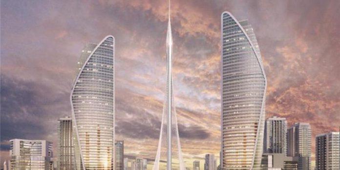 Bakal Gedung Tertinggi di Dunia Lalui Tes Rekayasa Tanah