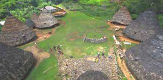 Masuk Pedalaman NTT, Mahasiswa Temukan Desa yang Hampir Punah