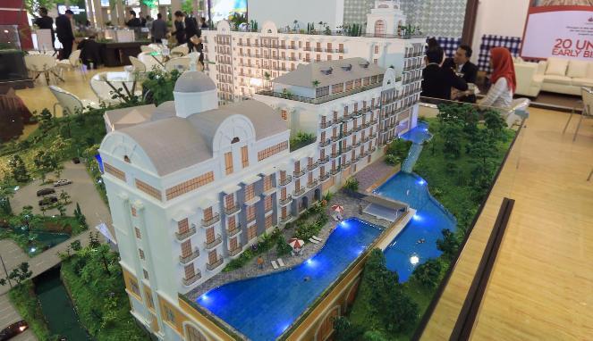Dekat Bandara Soetta Apartemen Ini di Jual Rp300 Jutaan