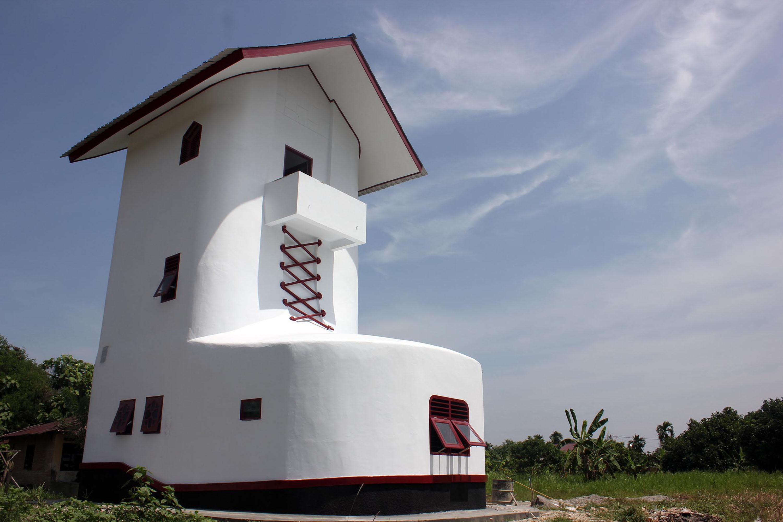 14 Bangunan Rumah Terunik Teraneh Dunia Blog Rumahdewi Desain
