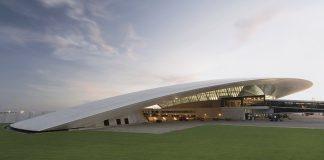 Arsitektur Bandara-Bandara Paling Unik dan Indah di Dunia
