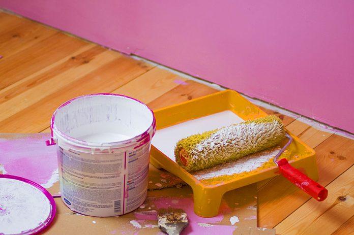 Tips Cat Ulang Dinding Rumah Anda