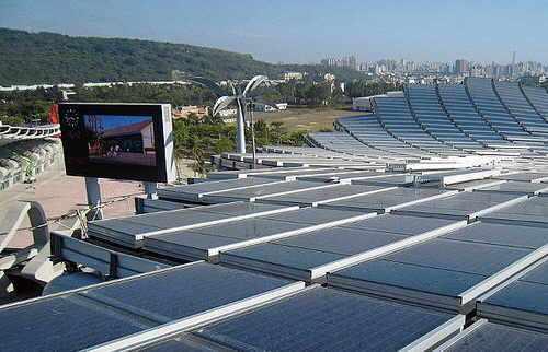 Pemanfaatan Energi Matahari Untuk Industri dan Kebutuhan Rumah Tangga