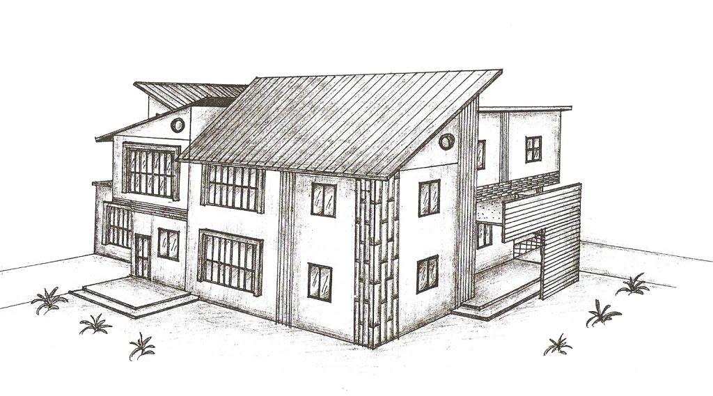 Aplikasi Untuk Membuat Sketsa Dan Desain Rumah Terbaik