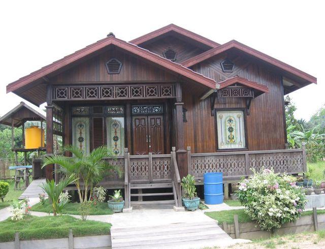 Gambar Model Rumah Kampung Minimalis