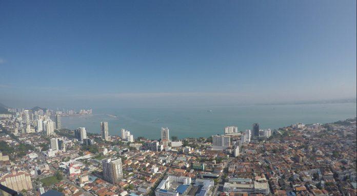 Skywalk 'Pelangi' Tertinggi di Malaysia
