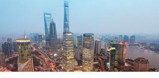 Asia mengukuhkan posisinya sebagai pusat pembangunan pencakar langit dengan 107 gedung atau 84 persen dari total 128 gedung yang selesai dibangun. Membuat Asia sebagai pusat pencakar langit dunia.