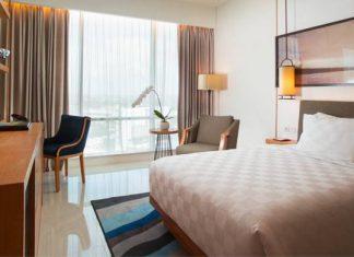 Warna Ganda dan Logam, Tren Desain Hotel 2017