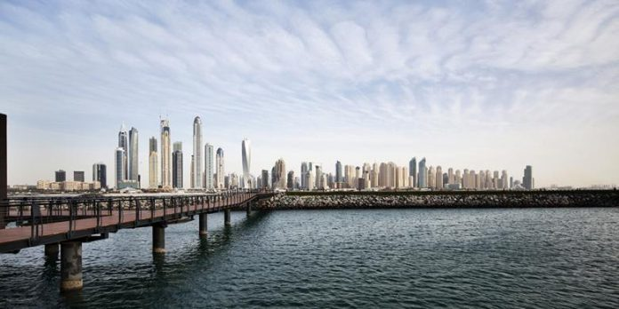 Harga Properti Dubai Jatuh ke Titik Terendah