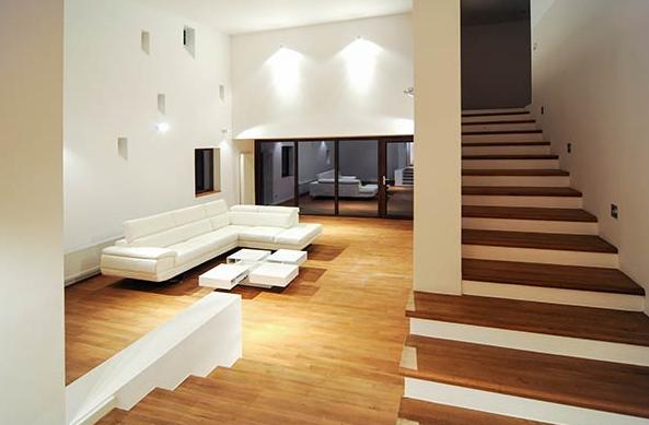 Model Interior Tangga Rumah Minimalis 2017