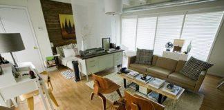 3 Cara Membuat Kamar Tidur Dalam Apartemen Tipe Studio