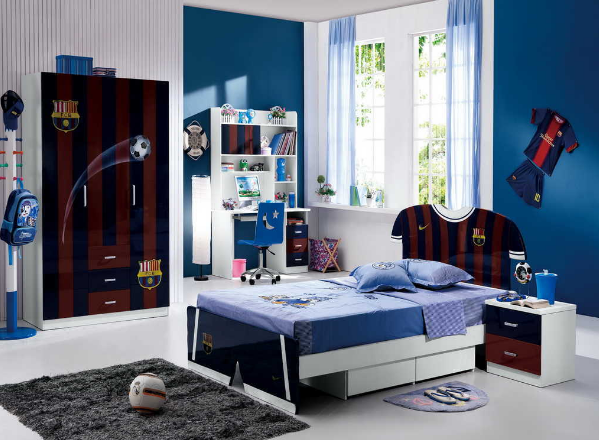 Design Dinding Kamar Anak Remaja 2017