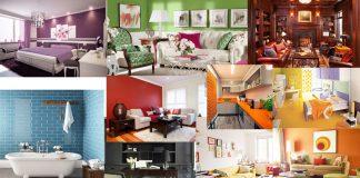Pengaruh Warna pada Interior Ruangan