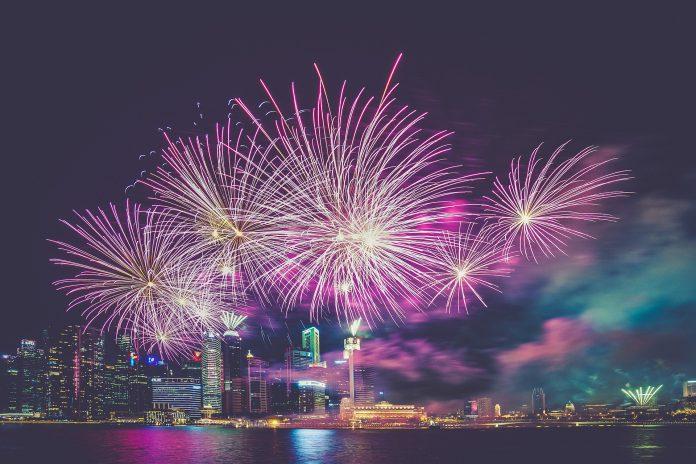 Warna Keberuntungan di Tahun Baru Imlek 2017