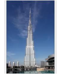 Fakta gedung tertinggi di dunia Burj Khalifa