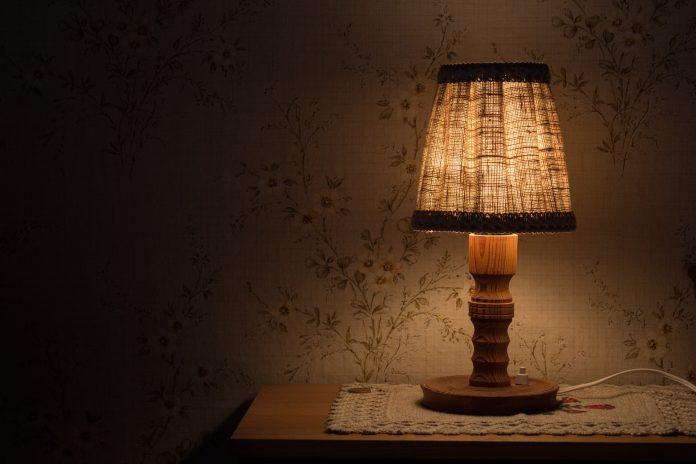 Desain Lampu Tidur Anti Mainstream