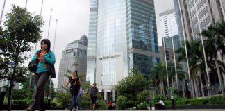 Harga Sewa Perkantoran di CBD Jakarta Turun
