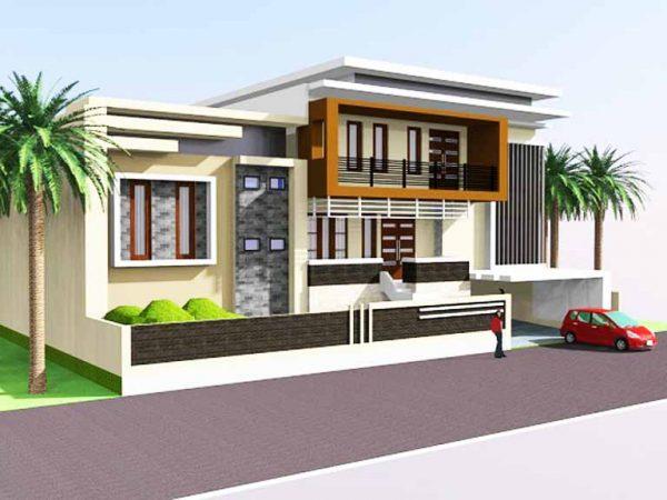 desain-rumah-gaya-amerika-modern-600x450