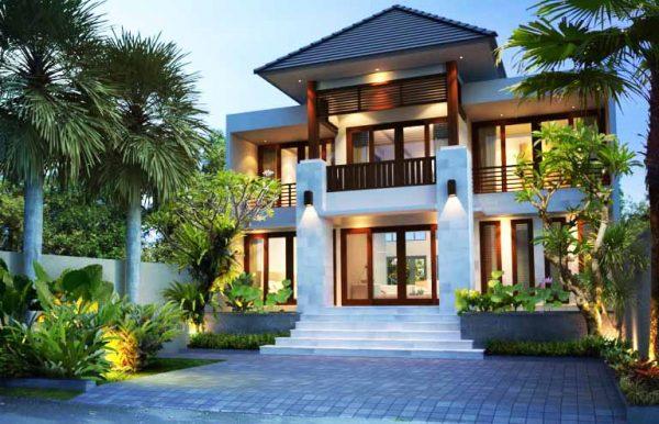 desain rumah gaya amerika terkini portal berita properti