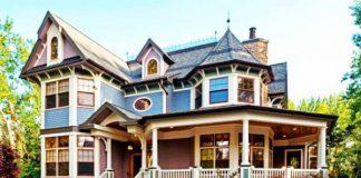 Desain Rumah Gaya Amerika Terkini