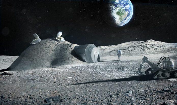 WOW! Bangun Rumah di Bulan untuk Selamatkan Populasi Manusia