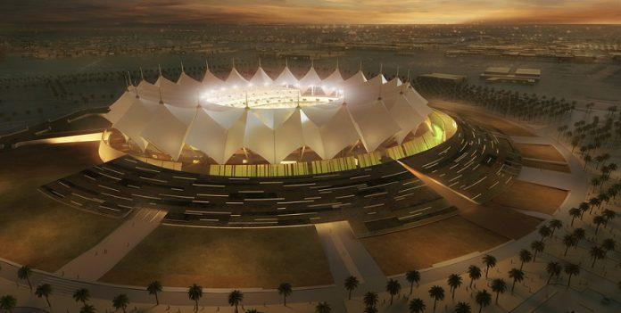 Begini Penampakan Desain Baru Stadion Riyadh Arab Saudi
