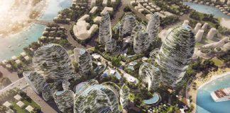 Kota Masa Depan Malaysia Dikelilingi Hutan Hujan Buatan