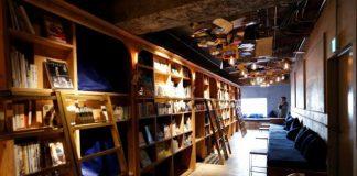 Di Tokyo Ada Sediakan Hotel Khusus Kutu Buku