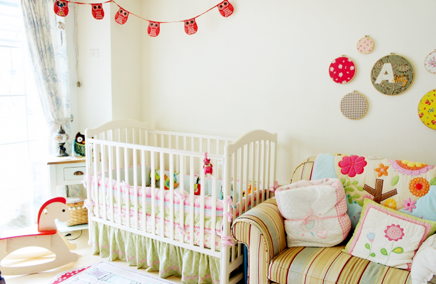 30 Ide Desain Kamar Tidur Bayi Yang Minimalis Blog Rumahdewi Com