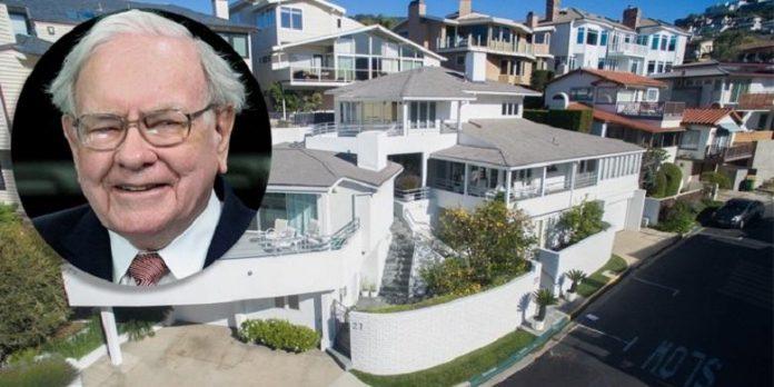 Rumah Warren Buffett Dijual Seharga Rp 146,8 Miliar
