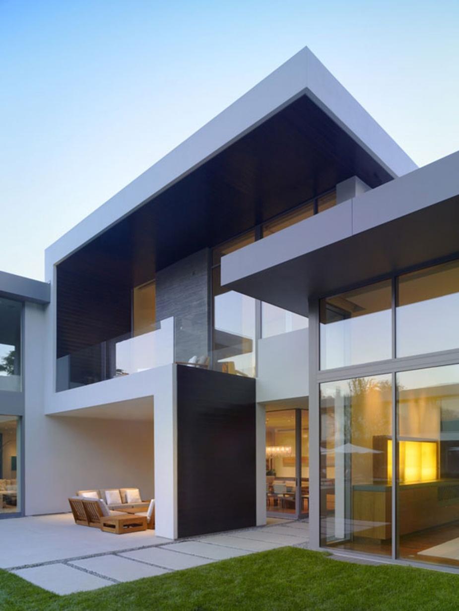 10 Design Rumah Minimalis Modern di Dunia