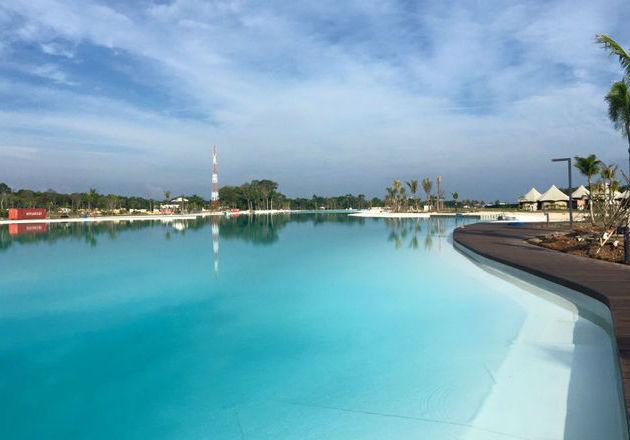 Treasure Bay Bintan, Kolam Renang Terbesar Di Asia Tenggara